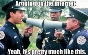 Fight Meme - internet fight know your meme