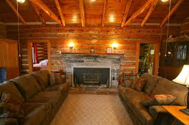 Cozy Living Room Paint Colors Cozy Cabin Living Rooms