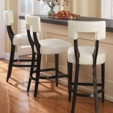White Leather Bar Stool Wow Wee Three 3 Vintage Retro 1950s 1960s Red Bar Stools By
