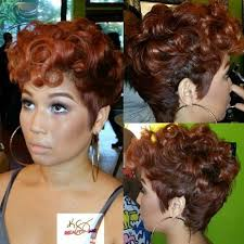 american n wavy hairstyles 16 stylish short haircuts for african american women styles weekly
