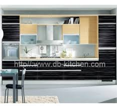 China Kitchen Cabinet Supplier Wholesale Kitchen Cabinet  DB - Kitchen cabinet from china