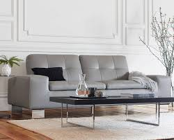 francesca leather sofa sofas scandinavian designs