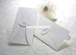 Tri Fold Wedding Invitations Template Vintage Floral Embossed Tri Fold Wedding Invitation Envelopes
