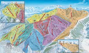 Salt Lake City Map Salt Lake City Skiing Resorts Map Best Lake 2017