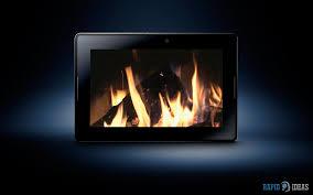 amazon com romantic fireplace ambiance free wallpaper u0026 themes