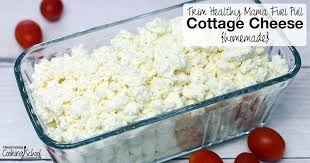 Cooking Cottage Cheese by Trim Healthy Mama Fuel Pull Cottage Cheese Homemade