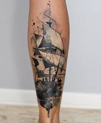 the 25 best boat tattoos ideas on pinterest pirate ship drawing