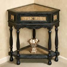 cool corner accent table designing living rooms with corner image of image corner accent table