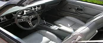 1967 Firebird Interior Hitman U0027s Pontiac Trans Am Site Interior