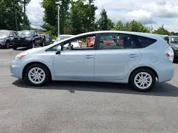 2012 toyota prius in pre owned 2012 toyota prius v two wagon in gainesville p1924a