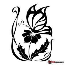 tribal butterfly tattoo tattoo art