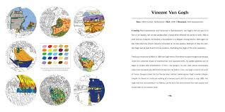 amazon com vincent van gogh art colouring book make your own