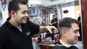 premium barber shop shaves barbers in midtown east new york ny