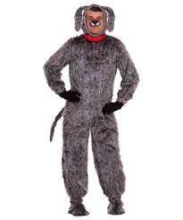 gorilla halloween mask the dog pet costume halloween costumes for adults