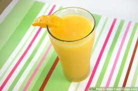 Mango Juice how to make fresh mango juice 13 steps with pictures wikihow