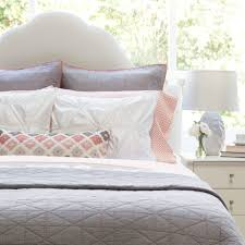 Crane And Canopy Duvet The Diamond Box Stitch Light Grey Quilt U0026 Sham Bedding Decor