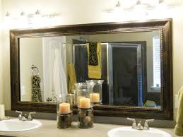 best 25 framed bathroom mirrors ideas on pinterest framing a