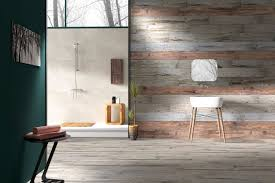 bathroom wall design wood effect tiles for floors and walls 30 nicest porcelain and