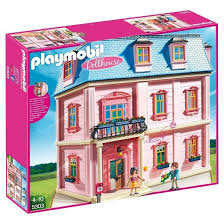 playmobil deluxe dollhouse target
