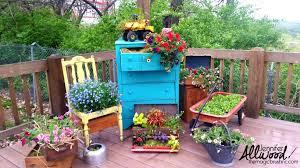 Unique Plant Pots by Creative Flower Pots Garden Ideas