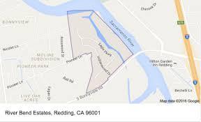 Redding California Map 5495 Indianwood Drive Redding Ca 96001 Intero Real Estate