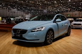 volvo cars usa volvo v40 updated next gen model bound for us
