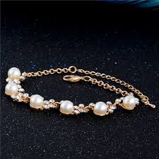 luxury bead bracelet images Shuangr fashion new brand design luxury gold color charm crystal jpeg