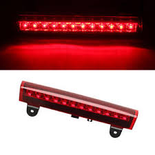 2005 gmc yukon xl third brake light for 2000 2006 gmc yukon yukon xl 1500 red lens 12 led third brake