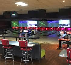 bowling alley venue in midland bowlero