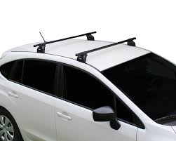 How To Install Roof Rack On Honda Odyssey by Custom Drill In Roof Racks With Permanent Cross Bars Mounted To