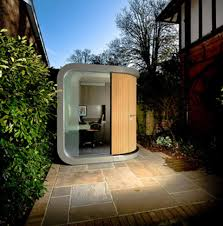 Prefab Offices Why Your Home Office Should Be In The Backyard