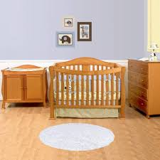 Nursery Furniture Set by Baby Cribs Crib With Changing Table Burlington Affordable