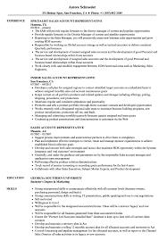 resume tips and exles sales account representative resume sles velvet