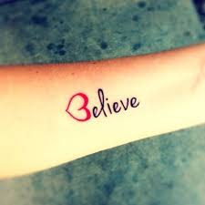 believe in recovery believe you can heal hold on to your