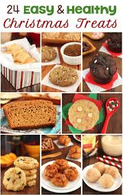 24 easy u0026 healthy christmas treats amy u0027s healthy baking