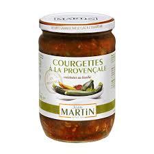 courgettes cuisin s courgettes à la provençale 600g