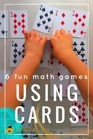 best 25 math card games ideas on pinterest 3 card game kids