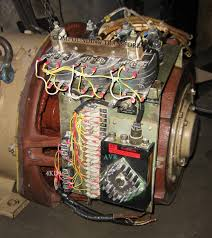 electric machines kel alternator