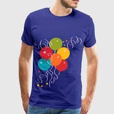 birthday balloons for men shop happy birthday balloons t shirts online spreadshirt