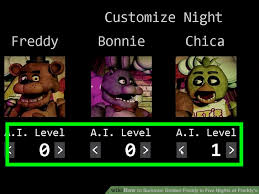how to make a fnaf fan game how to summon golden freddy in five nights at freddy s 6 steps