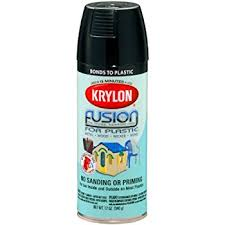 krylon k02321000 fusion for plastic aerosol spray paint 12 ounce