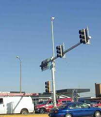 cameras at signalized intersections