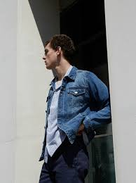 light blue denim jacket mens 5 essential rules when wearing a denim jacket the idle man