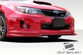 subaru nissan nissan 350z front bumpers subaru impreza wrx sti 5dr vr s 2 style