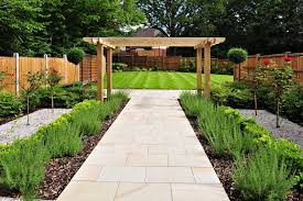 Paved Garden Design Ideas Paved Garden Ideas Garden Design