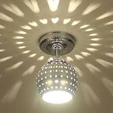 Globe Light Fixtures New Lightinthebox 3w Led Ceiling Light With Scattering Globe Light