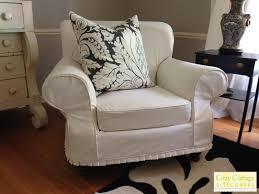 Cushions Shabby Chic by Decor Drop Cloth Slipcovers Shabby Chic Slipcovers Slipcover