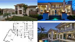 modern mediterranean house plans home