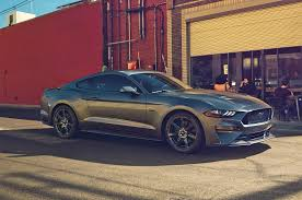 mustang gt fuel economy 2018 ford mustang better aero means better fuel economy motor trend