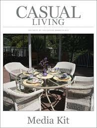 Home Design Media Kit Media Kit Casual Living